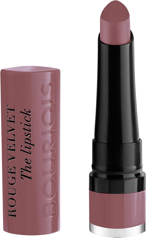 Bourjois Velvet The Lipstick Barra De Labios Tono 017 From Paris with Mauve - 23 gr