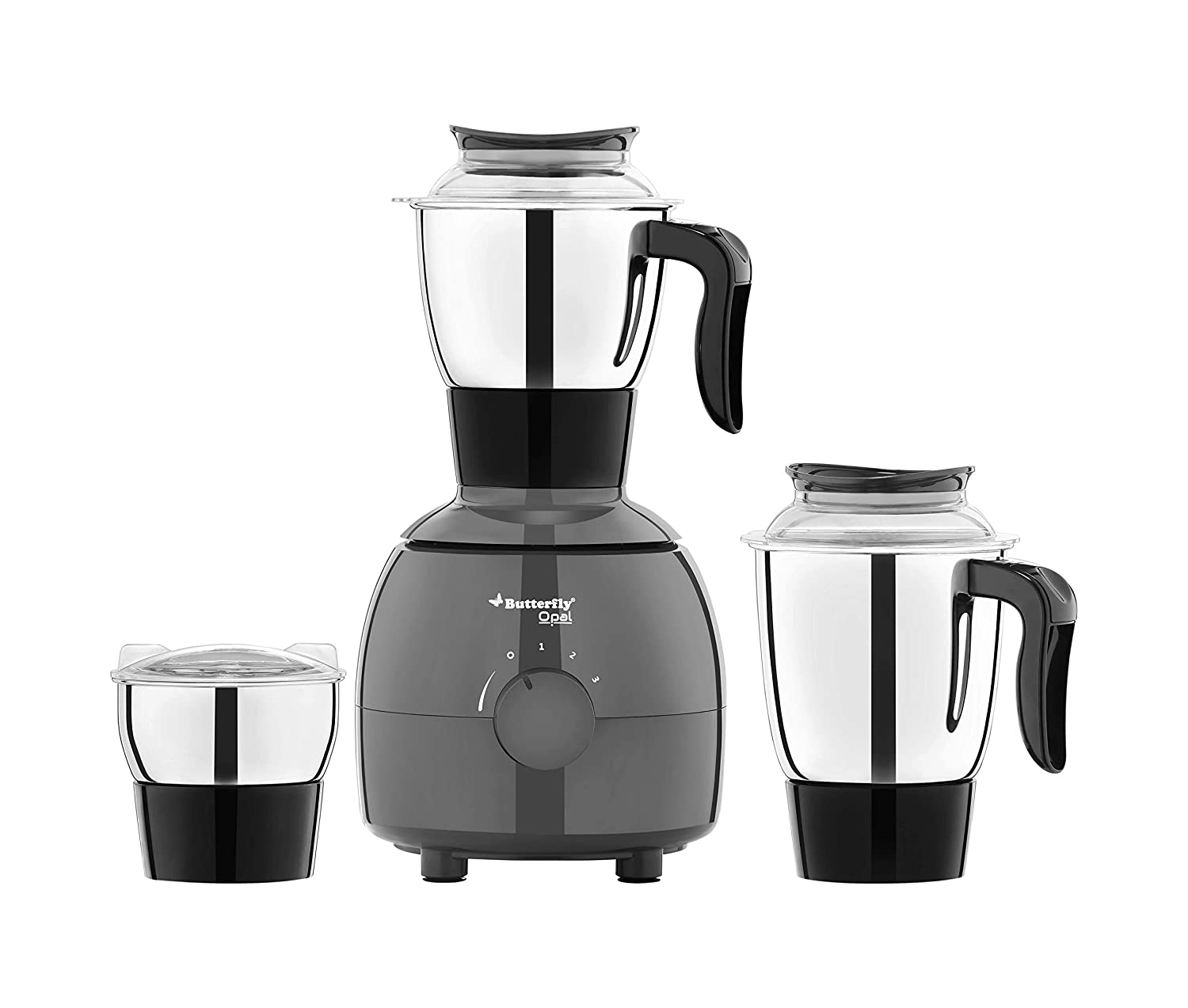 Butterfly Mixer Grinder Opal 750 W grey