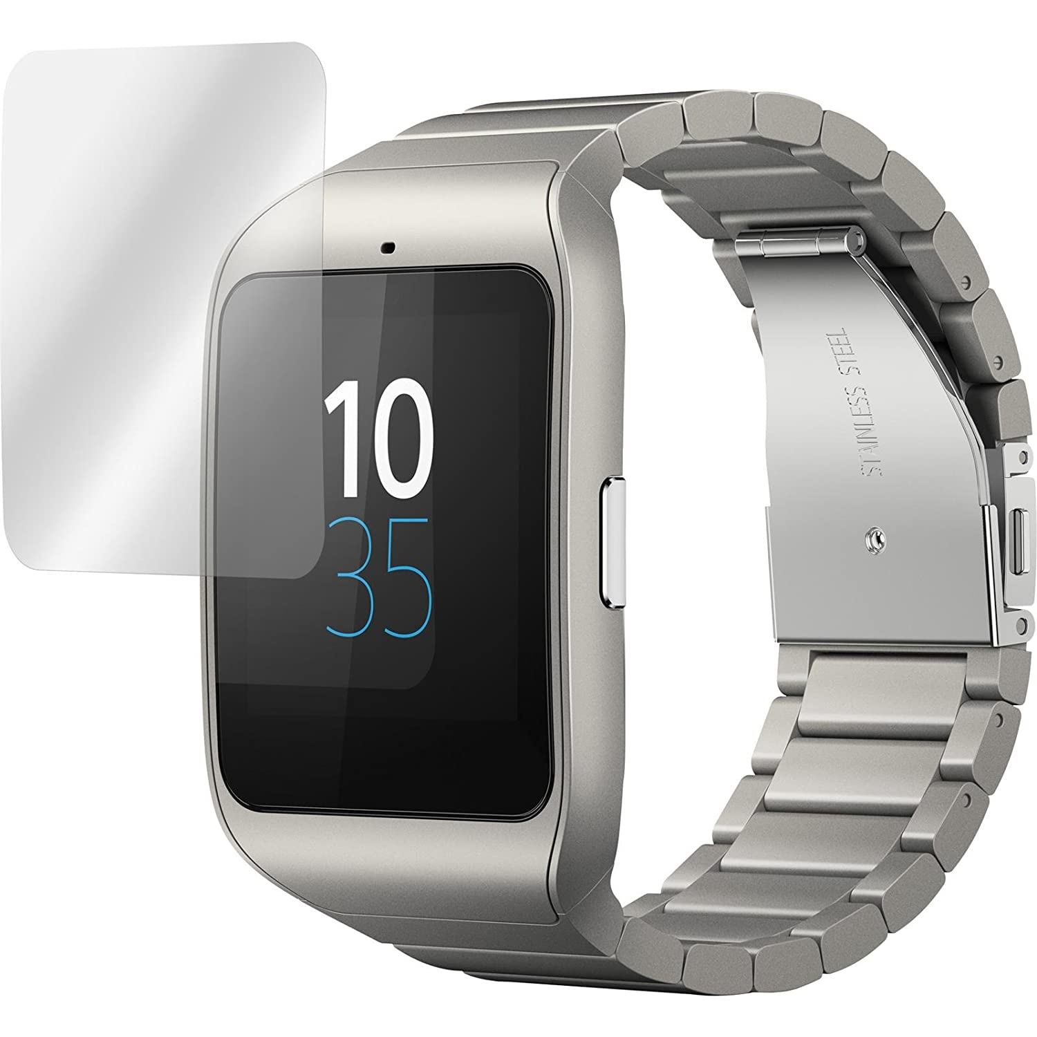 PhoneNatic 8 x Film de Protectionclair Compatible avec Sony SmartWatch 3 SWR50 Protecteurs Écran: Amazon.fr: High-tech