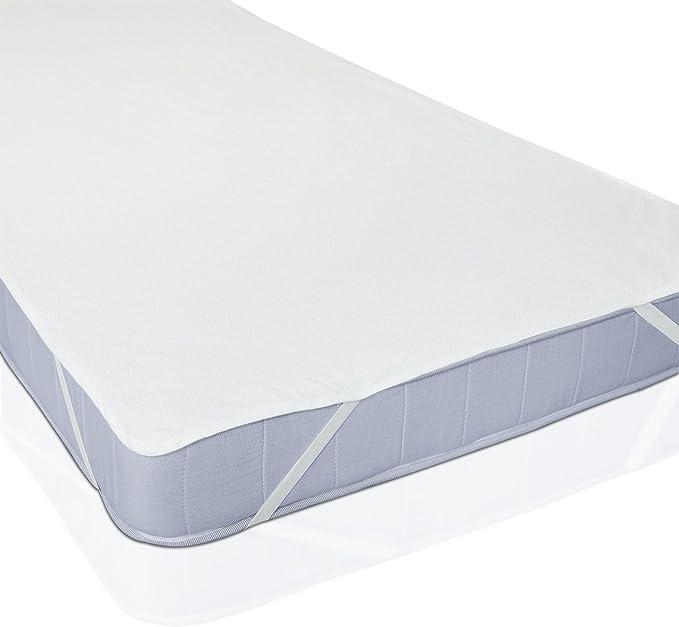 HomeTextile Matratzenschoner Matratzenauflage Schoner Auflage wasserdicht 9 Diverse Gr/ö/ßen 60x120 cm