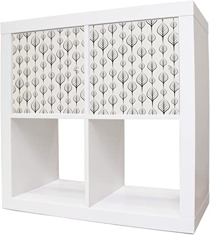 Adhesivo decorativo para muebles para cómoda de Ikea Expedit ...