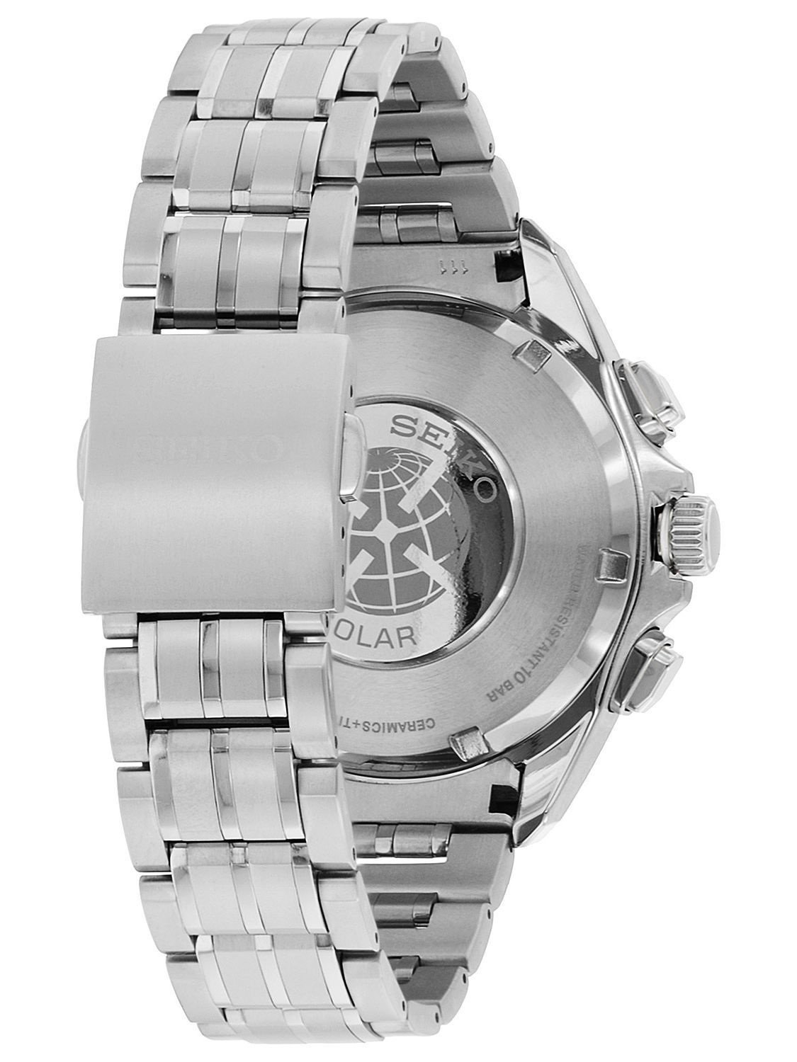 BRACELET Astron GPS Chronograph FIT Seiko SSE005,SSE007 ,SSE003 by Unknown