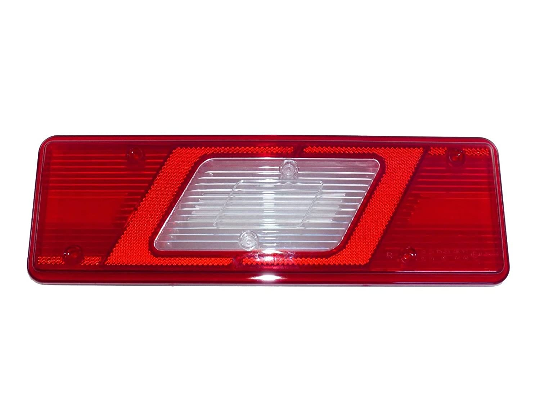 BK31-13292-AA LEFT REAR TAIL LAMP LENS 1831256