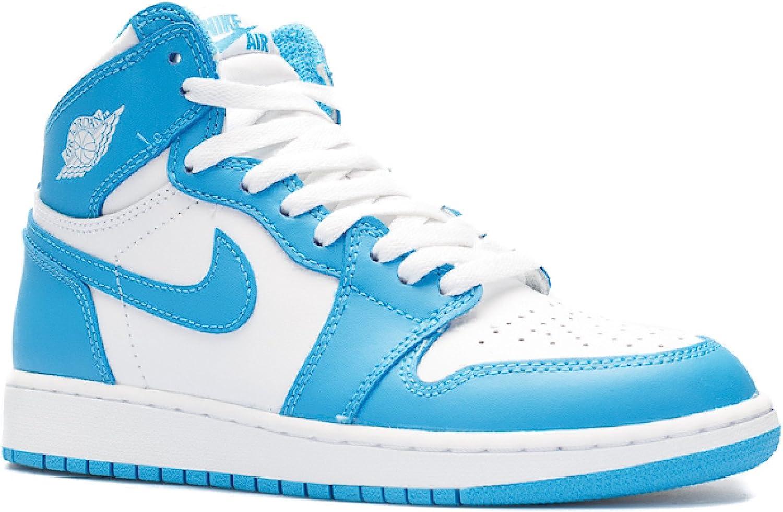Amazon Com Air Jordan 1 Retro High Og Bg 575441 101 Basketball
