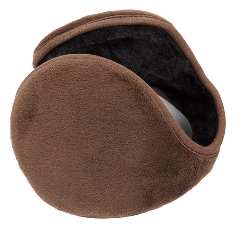 HAND SPINNER Winter Earmuffs Women Warm Unisex Ear Muffs Cover Knitted Plush Fleece Ear Warmer