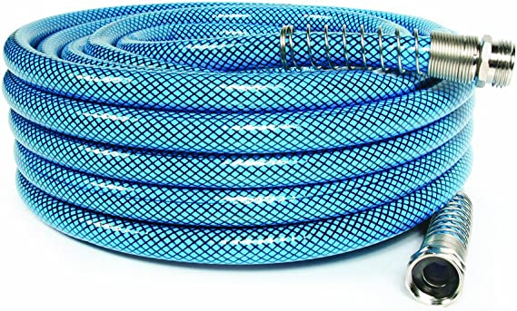 Camco (22853) 50ft Premium Drinking Water Hose - Lead Free