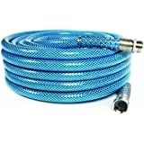"Camco 50ft Premium Drinking Water Hose - Lead Free, Anti-Kink Design, 20% Thicker Than Standard Hoses (5/8""Inside Diameter)"