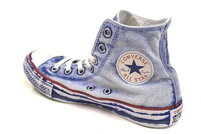 Converse Chuck Taylor (Chucks) All Star Sneaker Unisex Erwachsene High Top Jeans