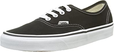 Classic Authentic Canvas Sneakers
