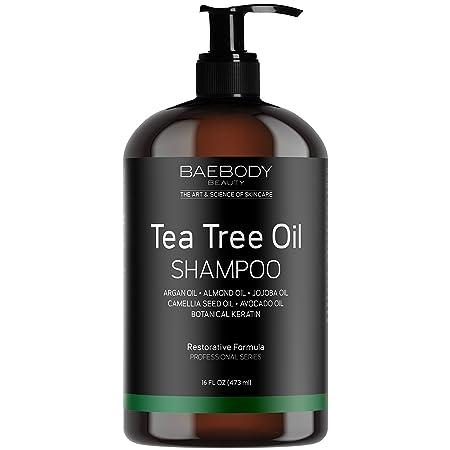 Baebody Dry Hair Shampoo
