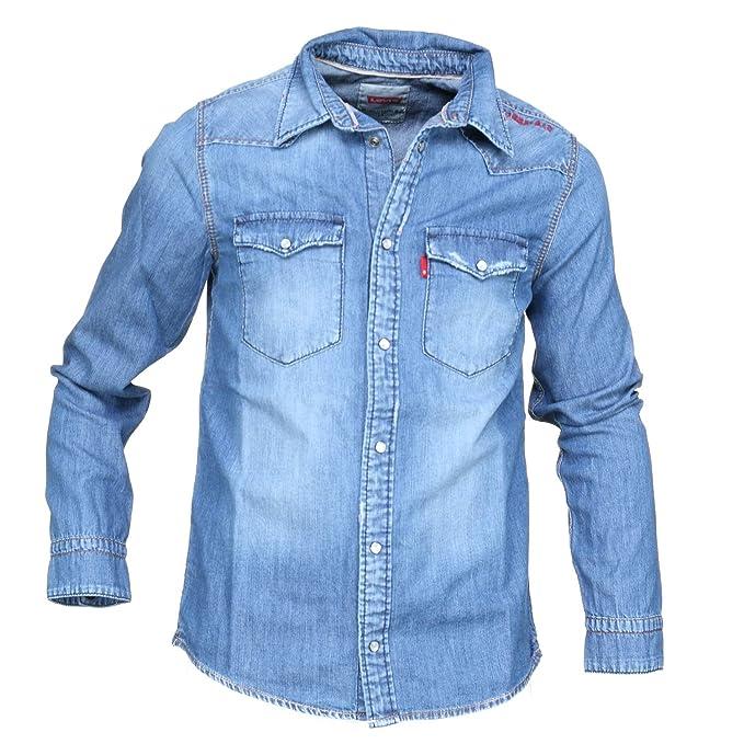 taglia 40 14519 bcc80 Camicia Levis LS HEAVYS Denim: Amazon.it: Abbigliamento