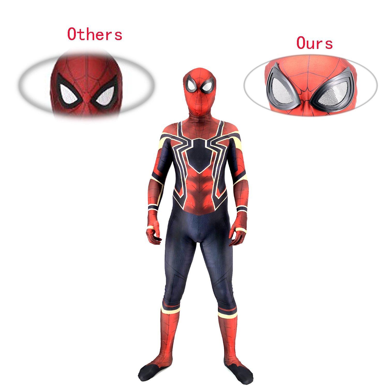 Amazon.com: JALYCOS Disfraz de Halloween, Legends Superhéroe ...
