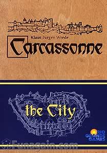 Carcassonne - The City (Edición de lujo): Amazon.es: Juguetes y juegos