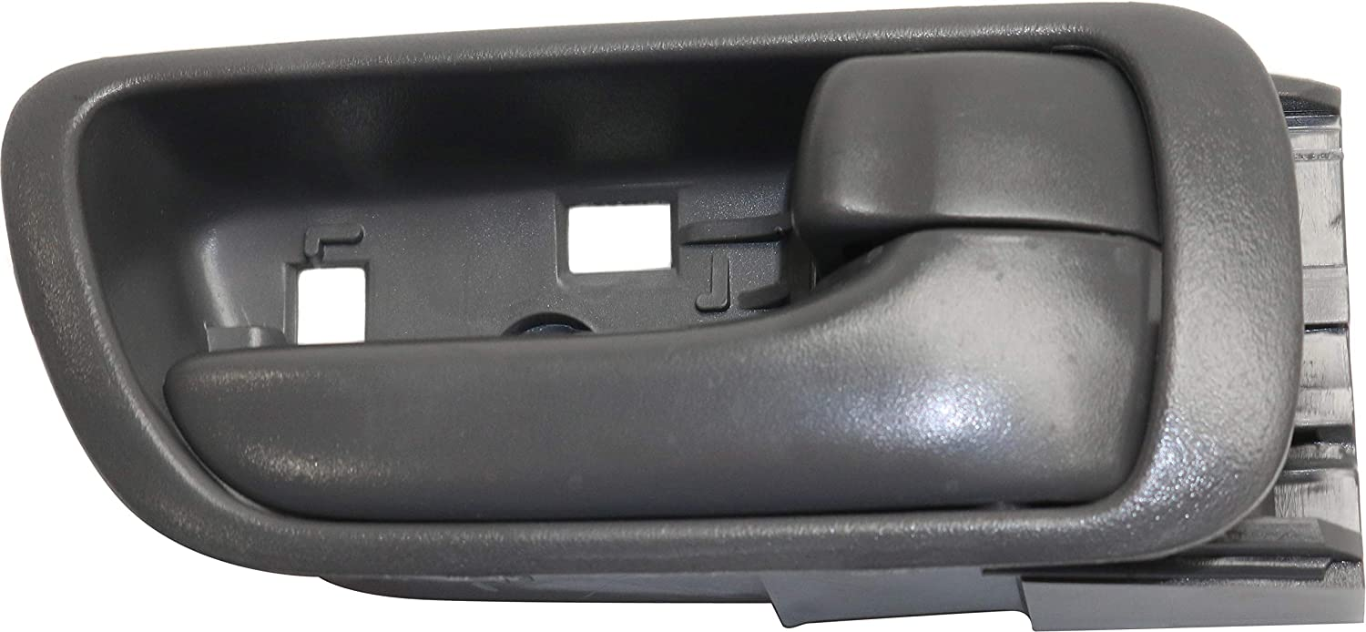 Interior Door Handle Compatible with Toyota Camry 2002-2006 Front and Rear Door Handle Right Side and Left Side Set of 4 Inside Gray Japan//Usa Built