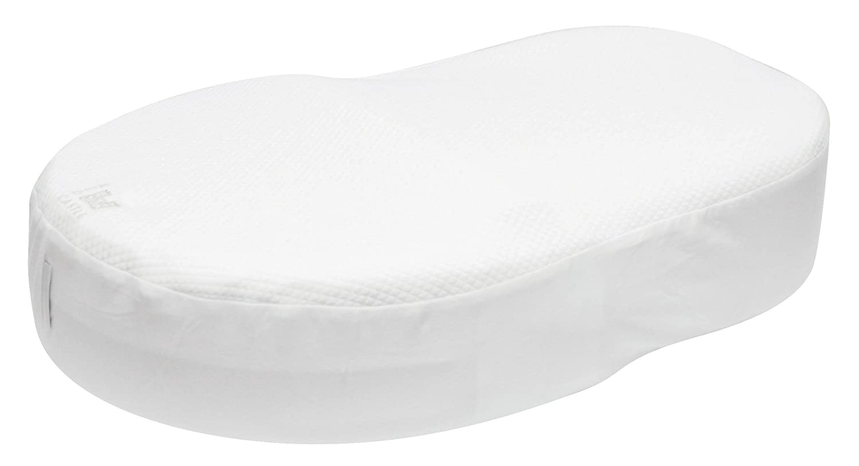 RED CASTLE Weißes ?Baumwollblume Spannbetttuch für COCOONaBABY RedCastle
