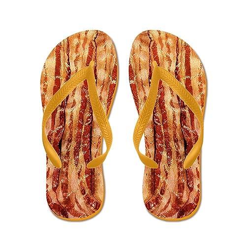 a3903296af98bc CafePress - Bacon - Flip Flops