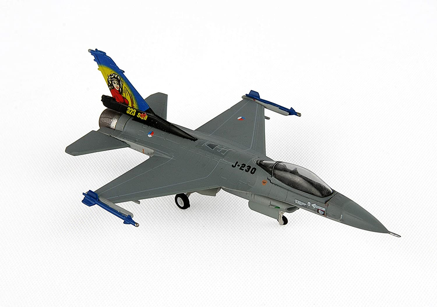 F-16A Blk 15, Royal Netherlands Air Force, 323rd Squadron, J-230,