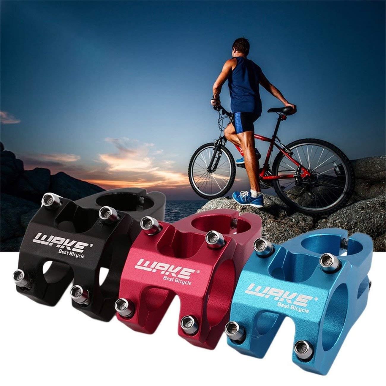 Short Handlebar Stem Riser 50mm//2in Heavy Duty Aluminium Alloy for MTB Bike