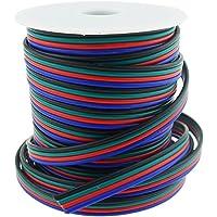 LTRGBW 40FT Calibre 18 Tira del RGB LED