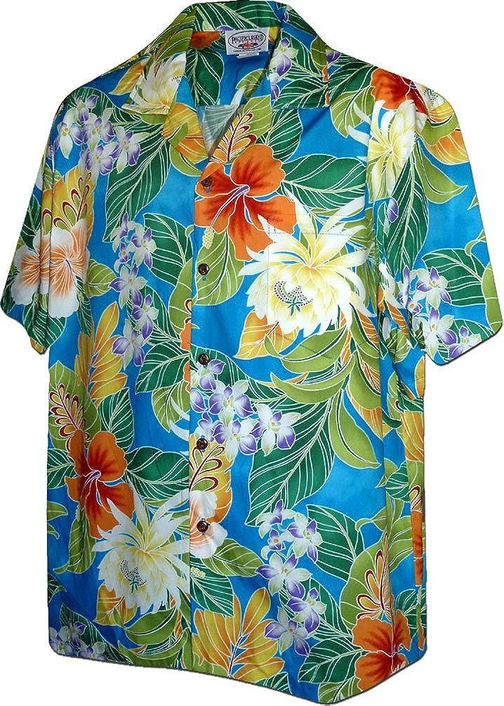 Maui Tropics Mens Aloha Shirts