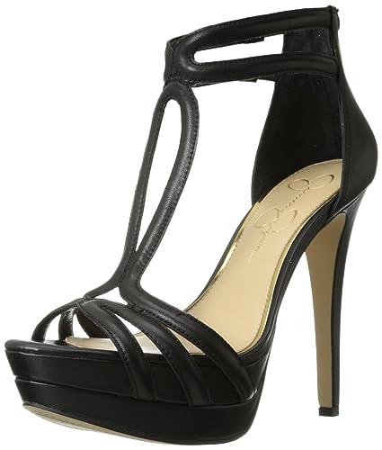 e6552ac01341 Jessica Simpson Women s Salvati Platform Sandal
