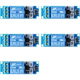 XCSOURCE 5PCS 5V 1 Channel Relay Shield modulo accoppiatore ottico per il PIC AVR DSP ARM Arduino TE213