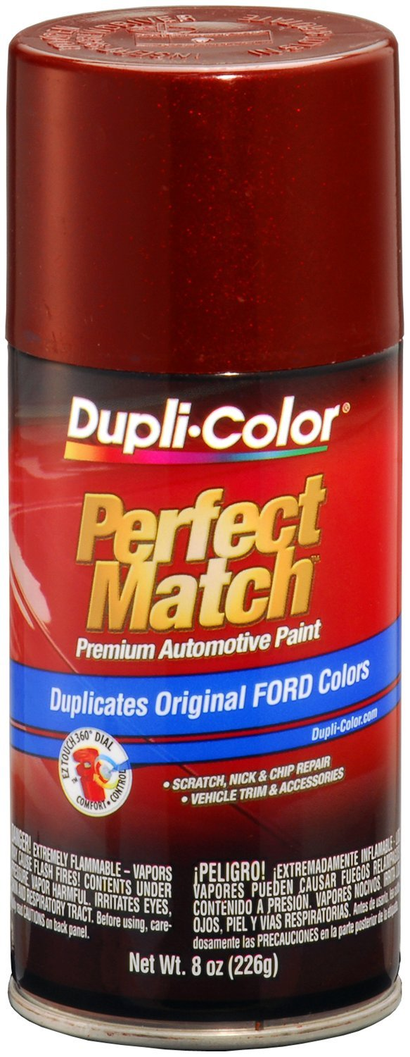 Dupli-Color (EBFM03777-6 PK) Merlot Metallic Ford Exact-Match Automotive Paint - 8 oz. Aerosol, (Case of 6) by Dupli-Color