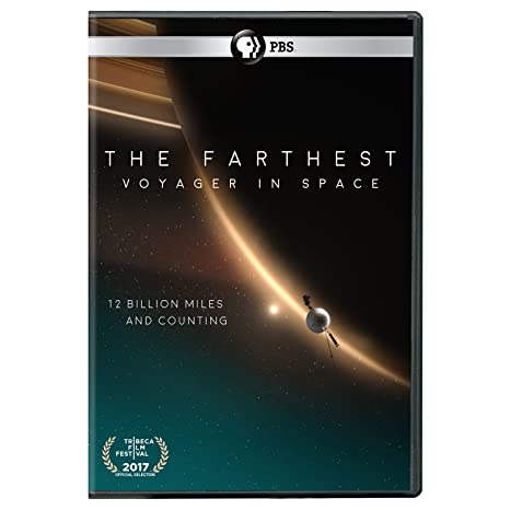 The Farthest - Voyager in Space DVD