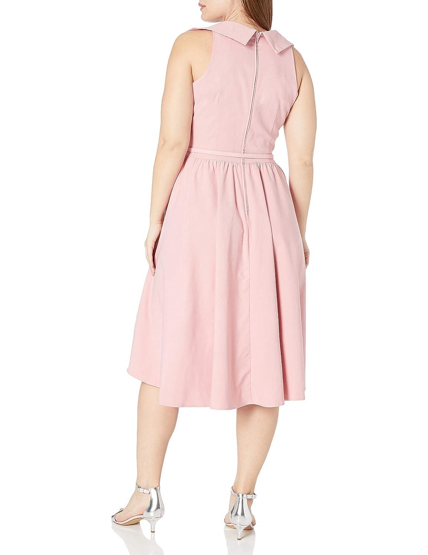 Stop Staring Womens Nyla Plus Size Swing Dress