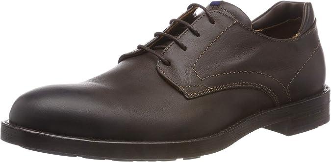 TALLA 42 EU. LLOYD Markus X-Motion, Zapatos de Cordones Derby Hombre
