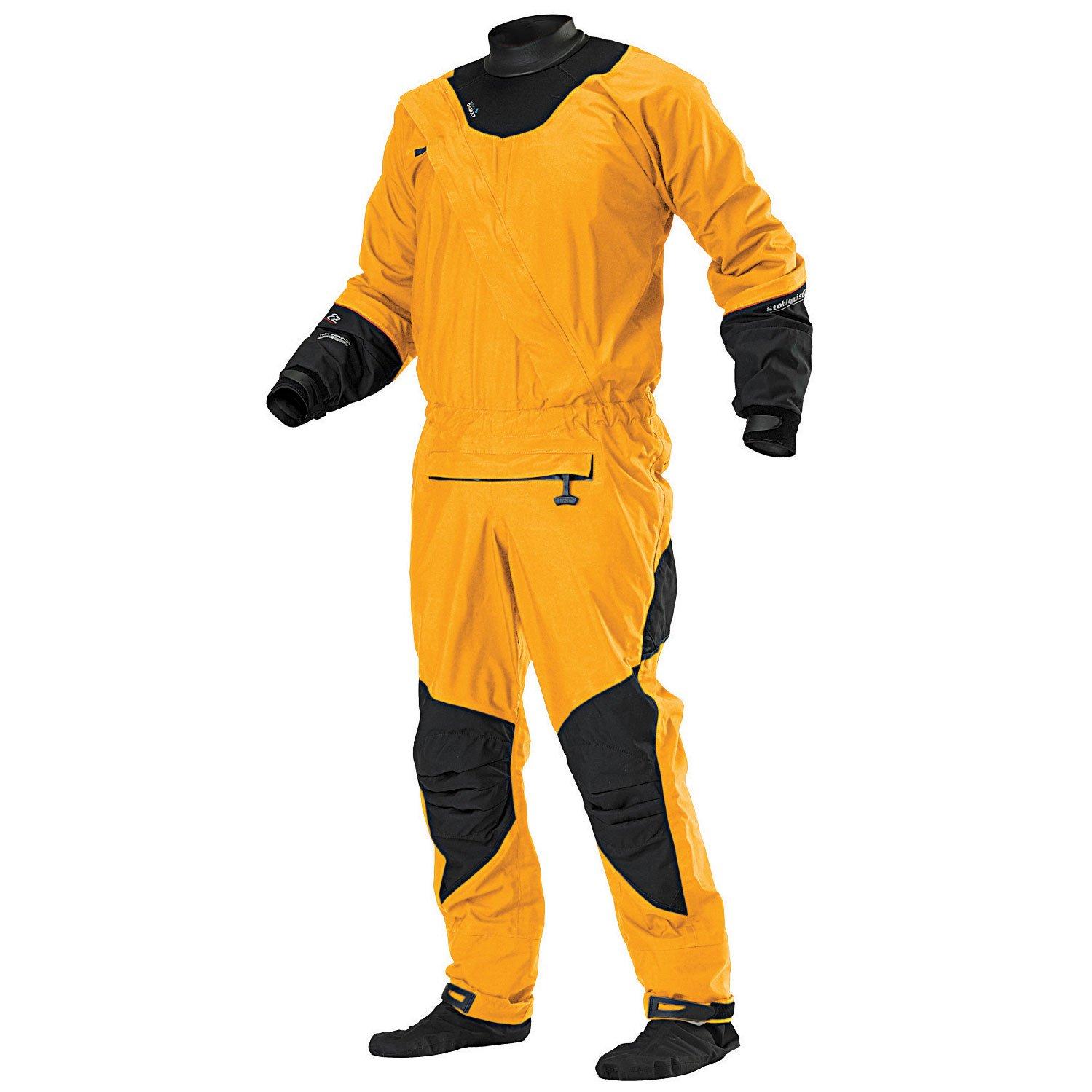 Stohlquist EZ Drysuit-Mango-M by Stohlquist Waterware