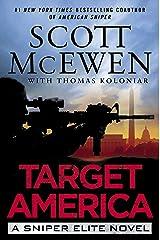 Target America: A Sniper Elite Novel Kindle Edition