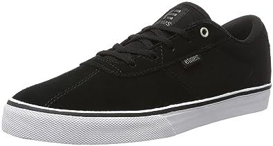 Etnies The Scam, Chaussures de Skateboard Homme, Noir (Black/White/Gum 979), 45 EU