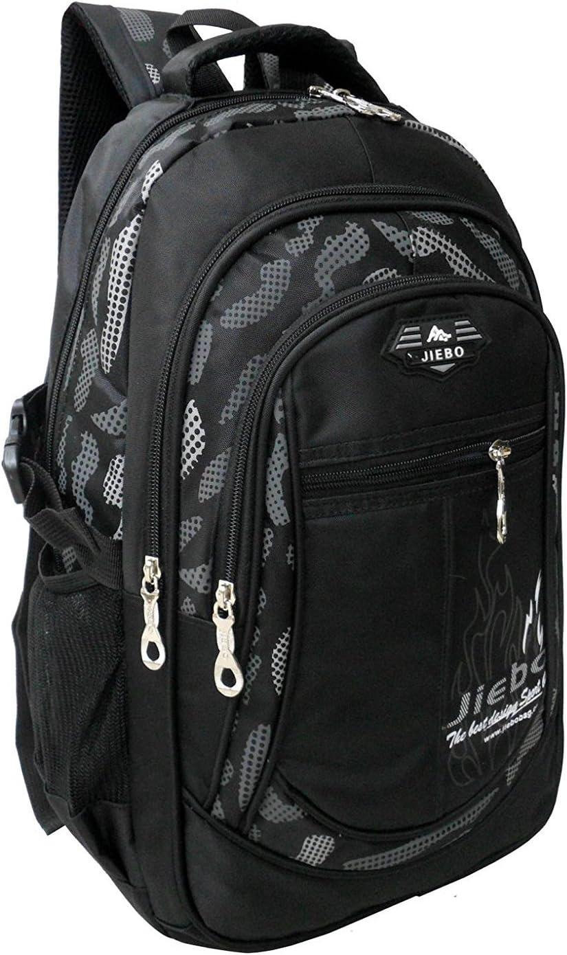 School Backpacks for Boys Waterproof Durable Bookbag Student Backpack