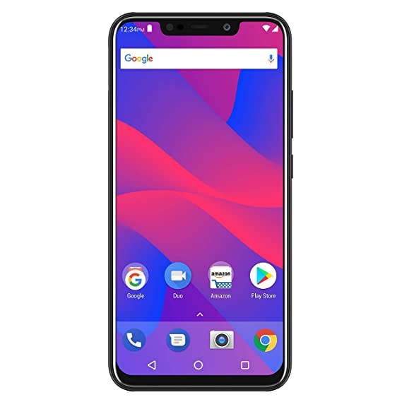"Amazon.com  BLU VIVO XL4 – 6.2"" HD Display Smartphone ae3b3fd2f"