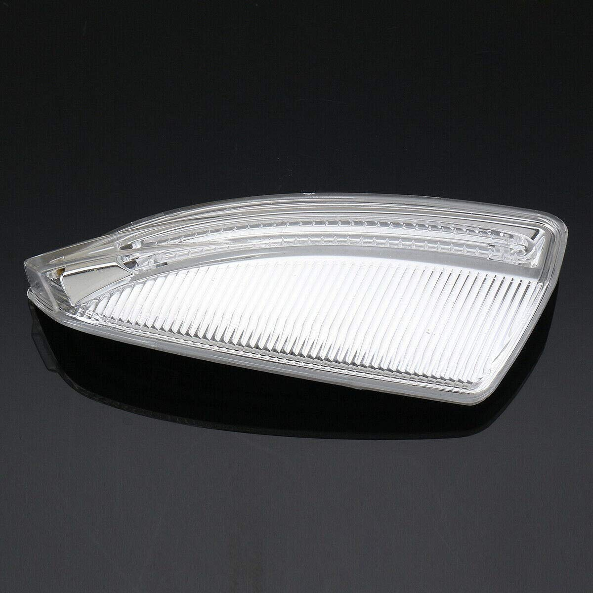 Ml Class C-Class W204 Basage L/áMparas de Luces Intermitentes de Espejo Lateral Izquierdo para Mercedes