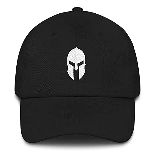 Image Unavailable. Image not available for. Color  Spartan Warrior Helmet  Hat Embroidered Gift 66d91e3d1d11
