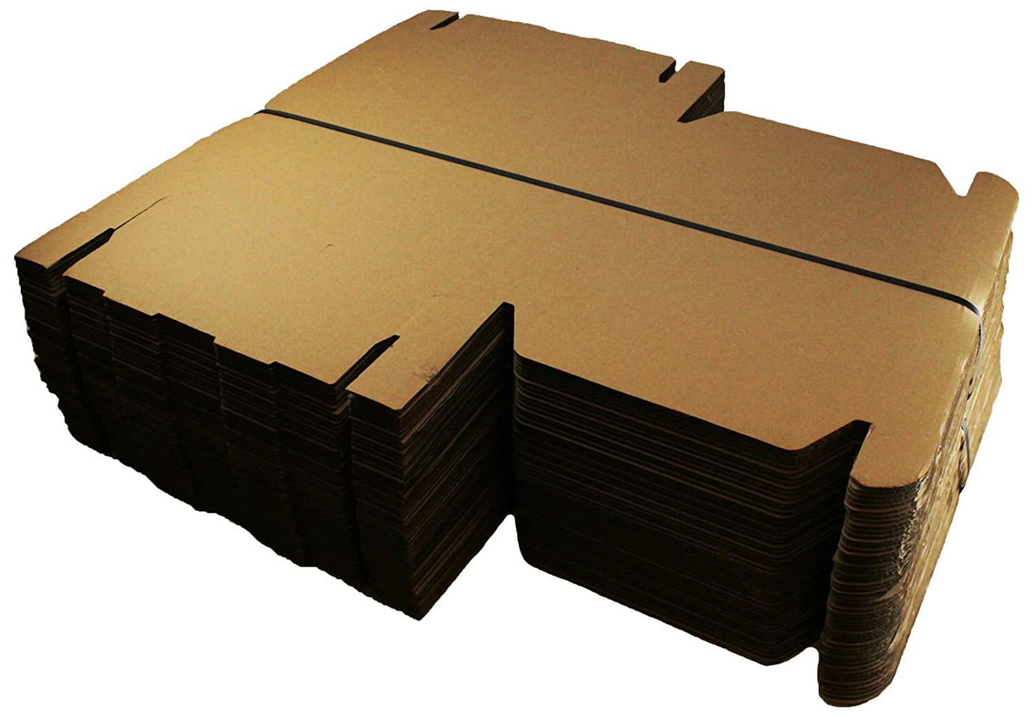 LAPTOP SHIPPING MAIL POSTAL STRONG DOUBLE WALL CARDBOARD BOX SCREEN ☆ 47x31x6cm 10