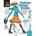 Fashion Design Studio: Learn to Draw Figures, Fashion, Hairstyles & More (Creative Girls Draw)