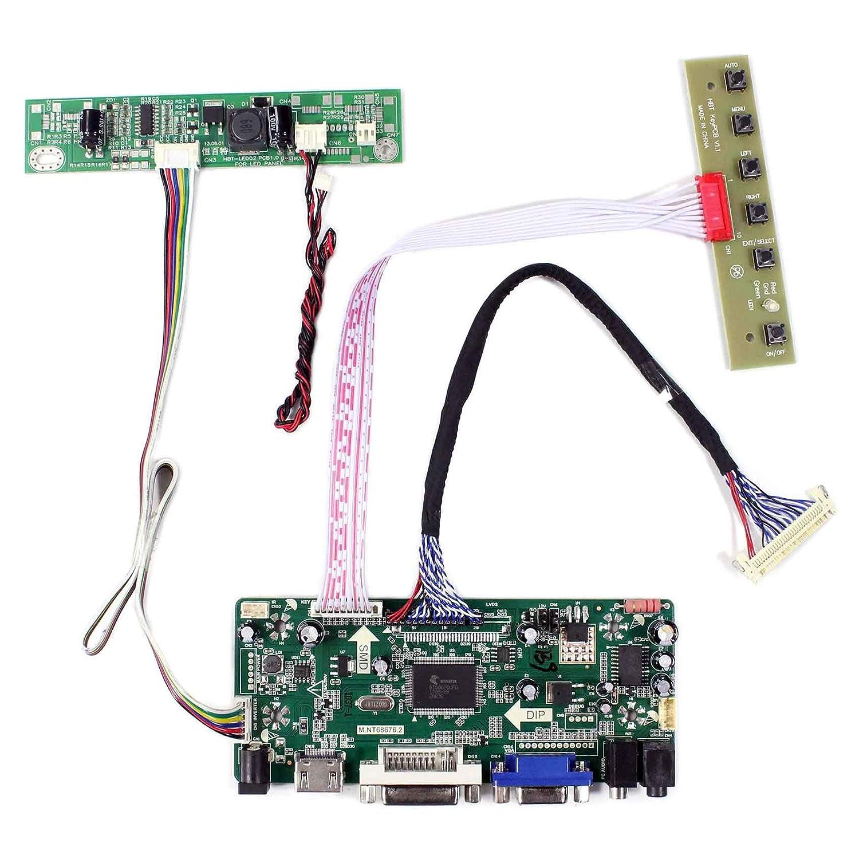Placa Controladora Lcd M215hw01 Lm215wf3 21.5 1920x1080 30pi