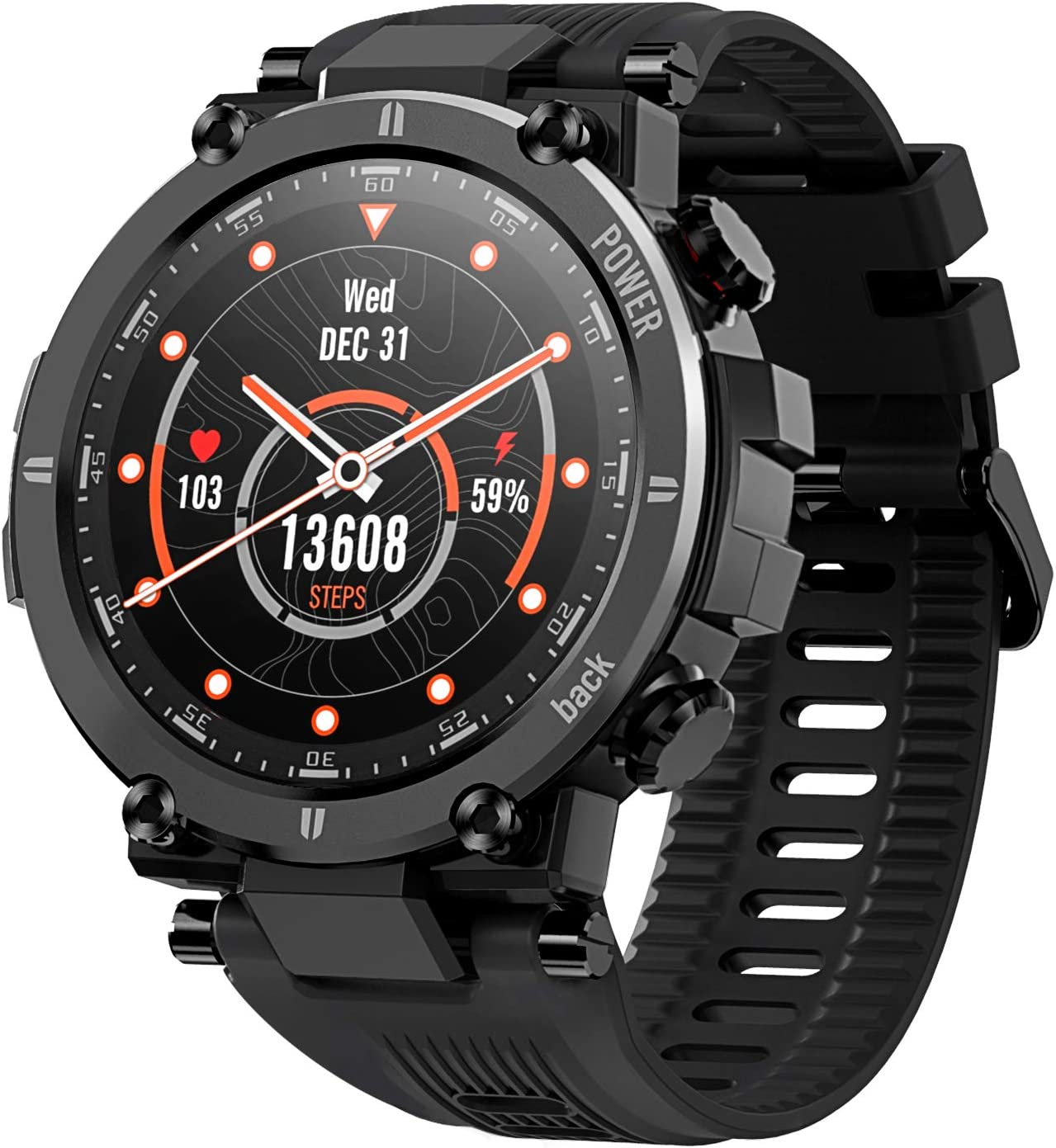 Kospet Raptor Smartwatch Sport Smart Watch Mit Elektronik
