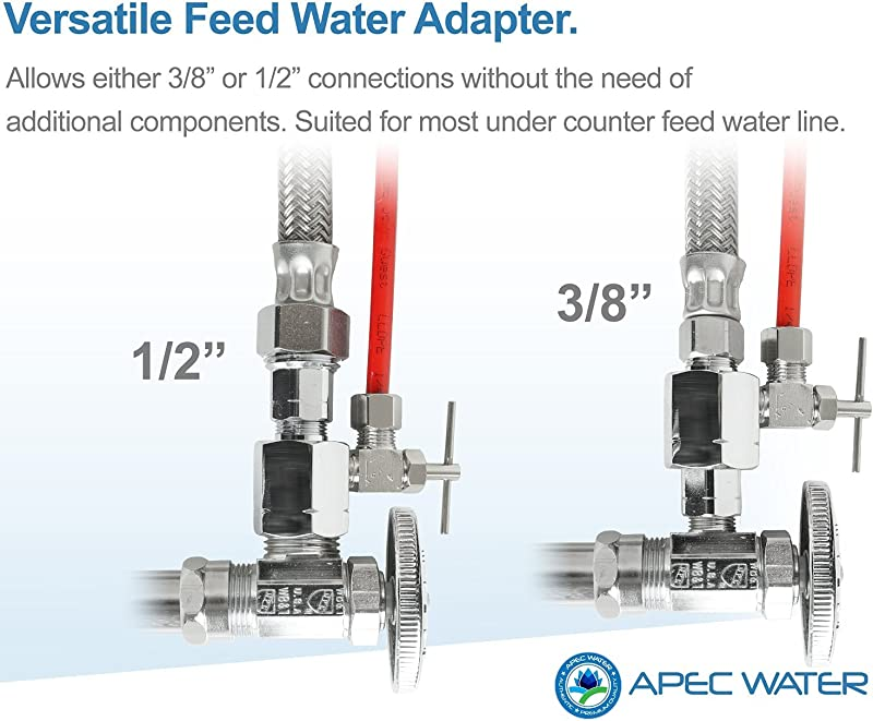 APEC Water ULTIMATE RO-PH90 - Fitting & adapters
