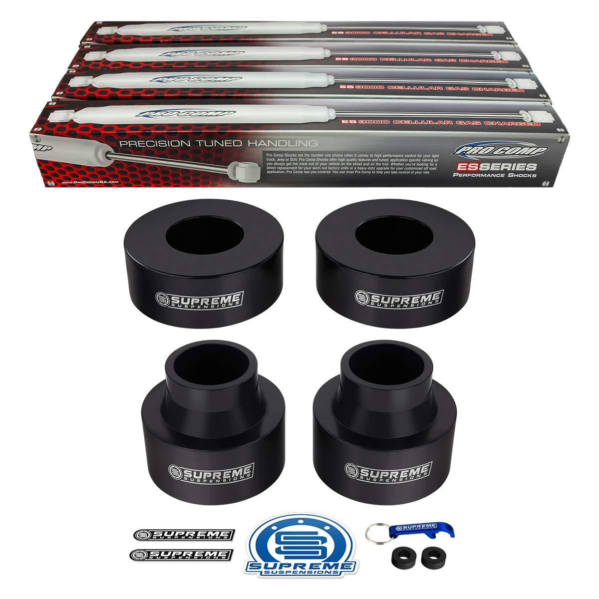 Supreme Suspensions - Full Lift Kit for Grand Cherokee 2 5