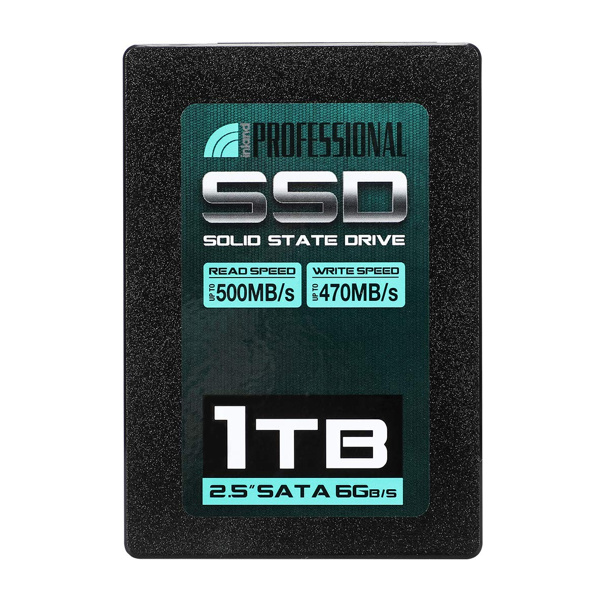 Inland Professional 1TB SSD 3D NAND SATA III 6Gb/s 2.5'' 7mm Internal Solid State Drive (1T) by INLAND