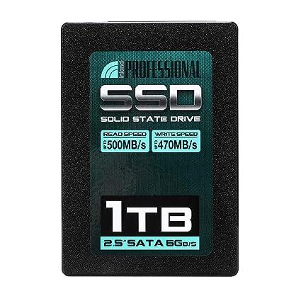611559c2f65 Amazon.com  Inland Professional 1TB SSD 3D NAND SATA III 6Gb s 2.5