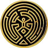 Westworld - The Maze Pin