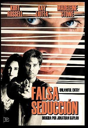 Resultado de imagen para Falsa seducción poster