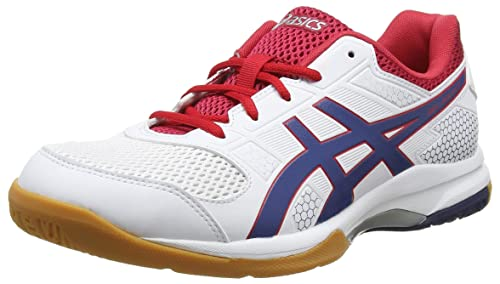 1a843378fcaa ASICS Men s Gel-Rocket 8 Multisport Indoor Shoes  Amazon.co.uk ...