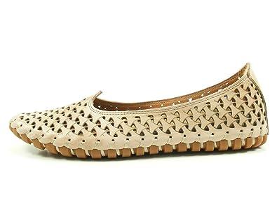 Damen Schuhe Kali Leder 31200, EU 41 Gemini