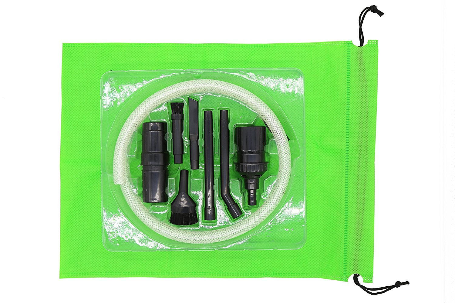 Mini Attachment Set for all Vacuums with Round Hoses
